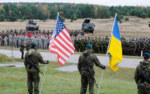 Ukraine seeking major non-NATO ally status