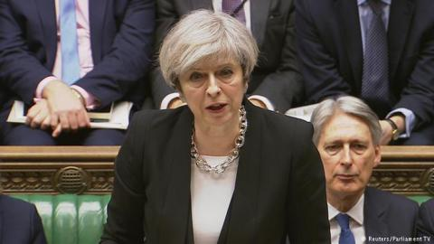 PM May: Attacker was known to MI5