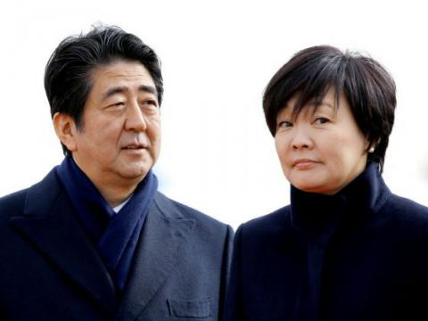 Japan PM Abe accused of giving cash for nationalistic school