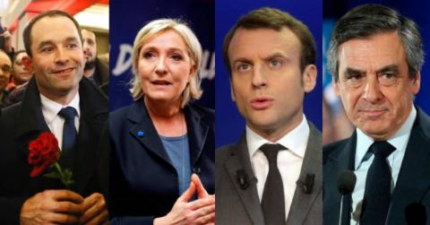 43% of French don't know who to vote for at presidential elections - Poll