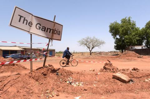 Gambia would offer reparations to regime victims