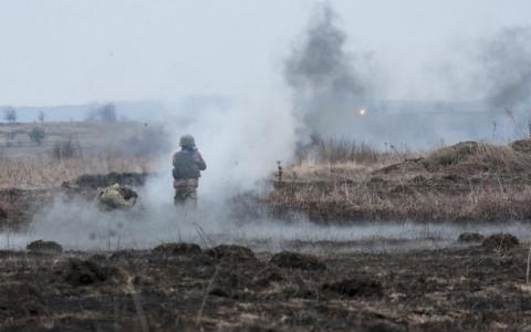 Donbas militants attacked Ukrainian forces in eastern Ukraine 88 times over past day