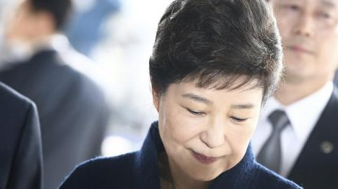 South Korean ex-President Park may be arrested for corruption allegations