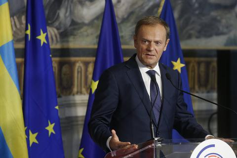 Poland questions legality of re-electing Tusk as European Council head