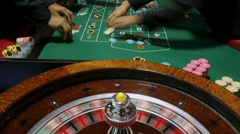 Trump owns casino TM in Jordan where gambling illegal