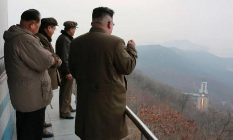 North Korea carries out another test of rocket engine - US intel