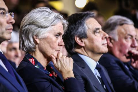 "Fillon's wife to be charged in ""fake job"" case"