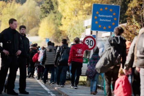 Austria wants exemption from EU migrant relocation system