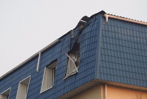 Polish consulate shelled from RPG in western Ukraine