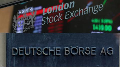 EU blocked London Stock Exchange-Deutsche Boerse deal