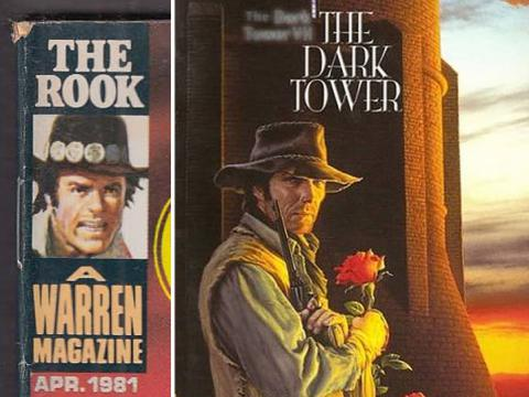 "New lawsuit claims Stephen King stole the idea for his main ""Dark Tower"" character"