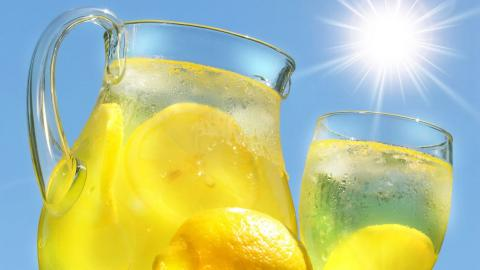 Would You Drink Virtual Lemonade? (VIDEO)