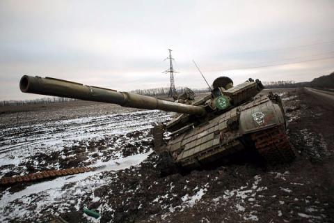 2 Ukrainian troops killed,3 injured amid 83 militant attacks in Donbas over last day