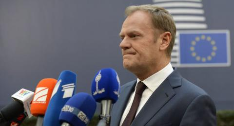 EU's Tusk to testify in Poland in April