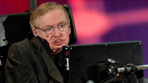 Stephen Hawking Says We