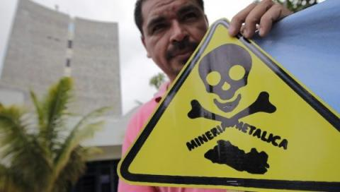 El Salvador bans all metals mining