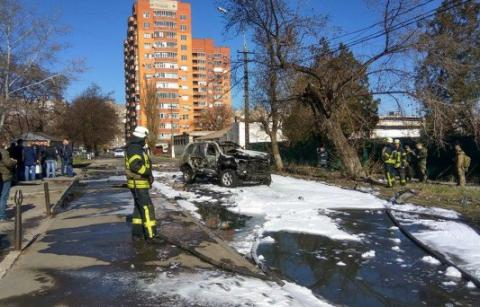 Ukrainian Security Service officer died in car explosion in Donbas