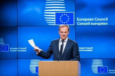 EU draft guidelines set tone on future UK relationship