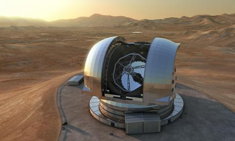 Spain will get giant telescope if Hawaii doesn