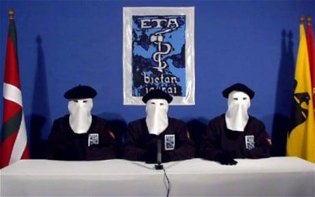 Basque terrorist group ETA to hand over weapons