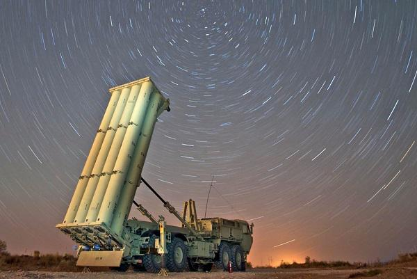 US military starts moving Thaad missile defence system to
