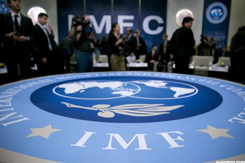 IMF mulling EUR 1 bn loan to Ukraine