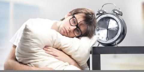 Insomnia associated with increased risk of heart attack and stroke