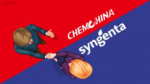 US, EU clear ChemChina takeover of Syngenta