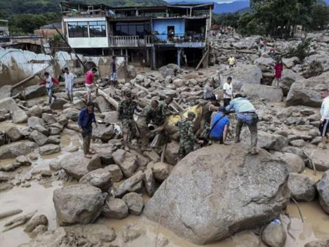 Colombia to investigate deadly Mocoa landslide