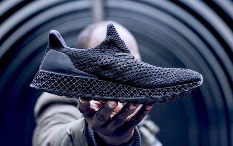 Adidas and Carbon to mass-produce 3D-printed shoe