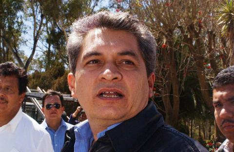 Fugitive Mexican ex-governor detained in Italy