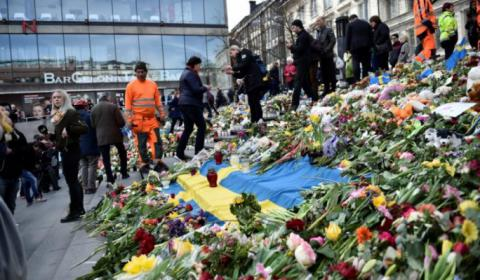 Sweden identified Stockholm attack victims, second suspect arrested