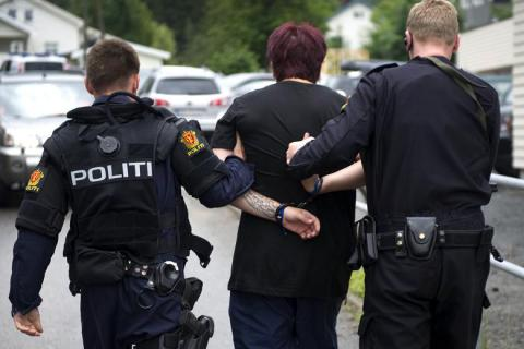 Norwegian police arrest 17-year-old over 'bomb-like device' detonated in Oslo