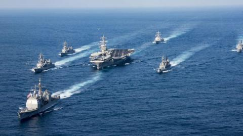 """North Korea is """"ready to react to any mode of war desired by the U.S."""""""