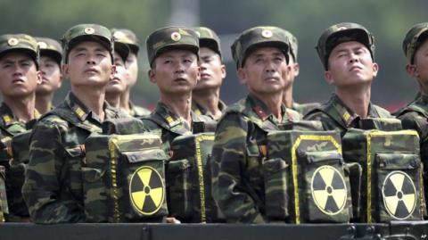 North Korea appears to be preparing to conduct new nuclear test