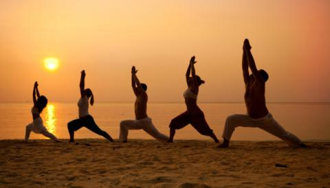 Catholic university bans yoga