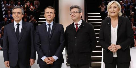 French presidential race entered final stage