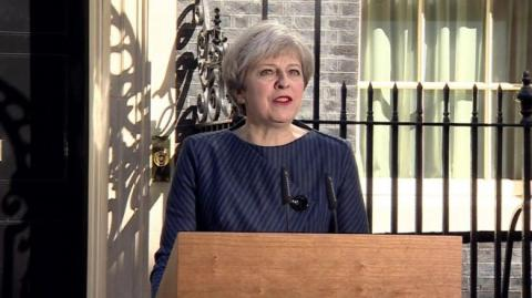 British PM seeks for general election in June