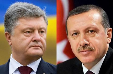 Ukrainian, Turkish leaders discuss strategic partnership, intl issues
