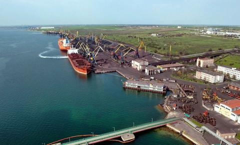 Ukraine's Infrastructure Ministry says DP World may come to Yuzhny port this year