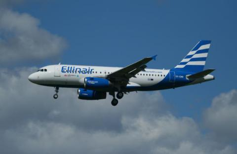 Greek Ellinair airlines to resume flights from Ukraine's Kharkiv to Thessaloniki from May 27