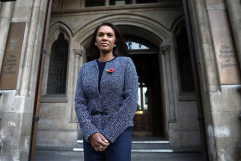 """Gina Miller launches crowdfunding campaign to stop """"hard Brexit"""""""