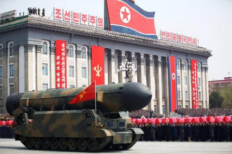 "N.Korean media threatens U.S. with ""super-mighty preemptive strike"""