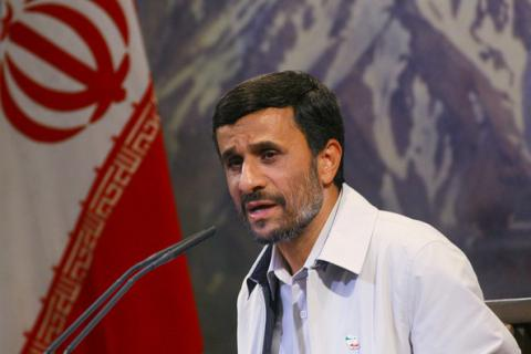 Iranian ex-president Ahmadinejad banned from running in presidential election
