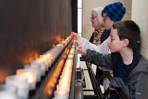 Israel marks annual Holocaust Remembrance Day