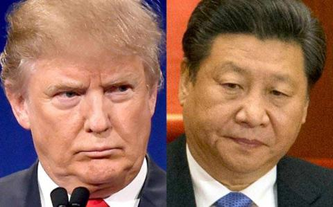 Chinese president called on US one for restraint when dealing with N. Korea