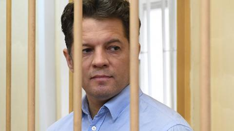 Freedom to Roman Sushchenko: Reporters Without Borders call on Kremlin to release Ukrainian journalist