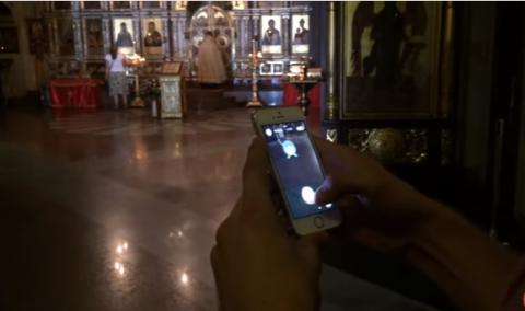 "Russian YouTuber playing Pokémon Go in church convicted for ""inciting religious hatred"""