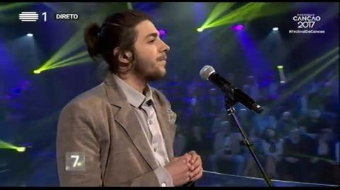 Salvador Sobral from Portugal wins Eurovision 2017 (VIDEO)