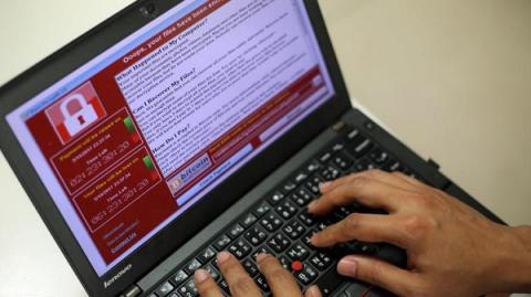 "More ""ransomware"" attacks cases may come to light as new work week starts - Britain's National Cyber Security"